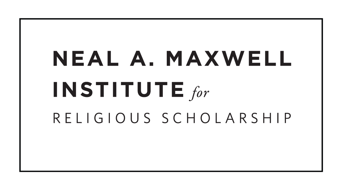 Neal A. Maxwell Institute for Religious Scholarship at Brigham Young University